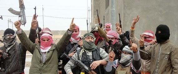 irak mossoul chute intégristes