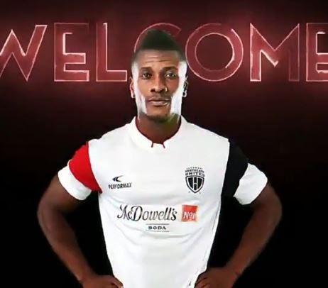 Ghanaian superstar, Asamoah Gyan joins Indian club NorthEast United