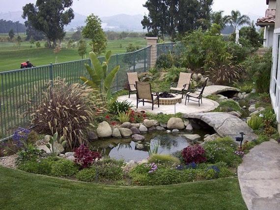 Ideas for a nice backyard