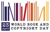 'विश्व पुस्तक दिवस' का लोगो