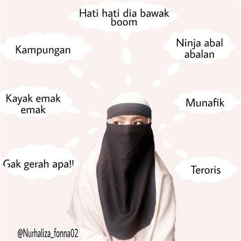 animasi wanita hijrah