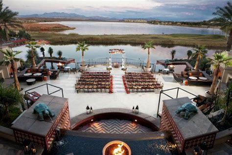 Ariel view. Westin Lake Las Vegas Photos, Ceremony