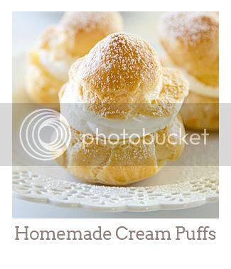 """Homemade Cream Puffs"""