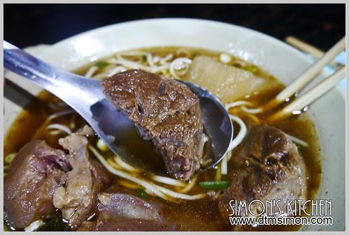 百里香牛肉麵10