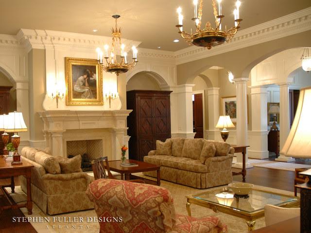 An English Living Room