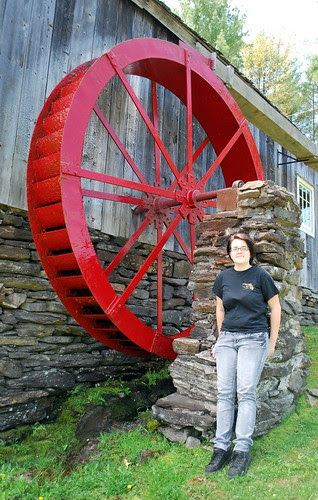 Jamie and the Water Wheel