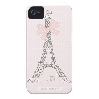 Paris je t'aime Case casematecase