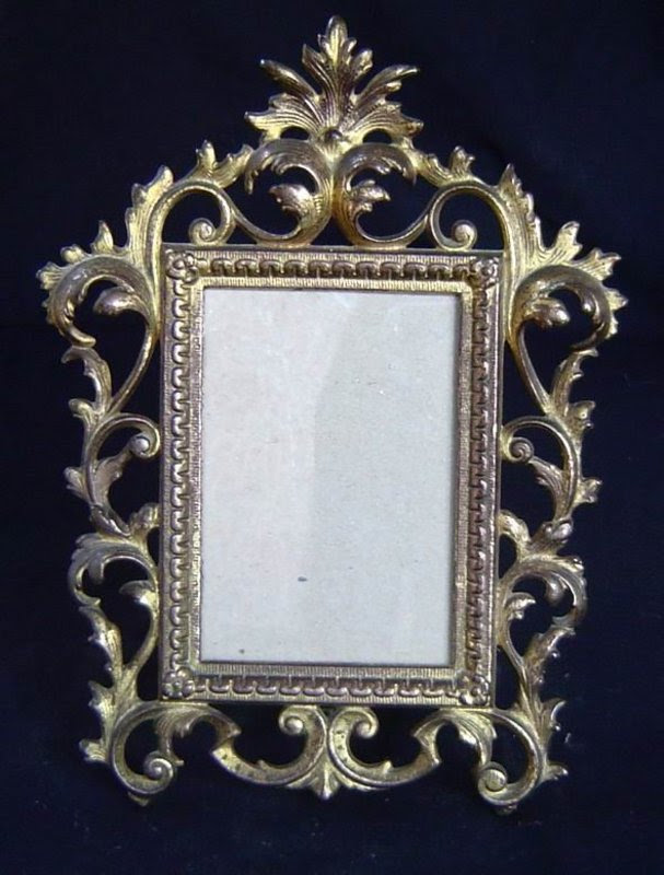 Antique Large Brass Frame For Sale Antiquescom Classifieds