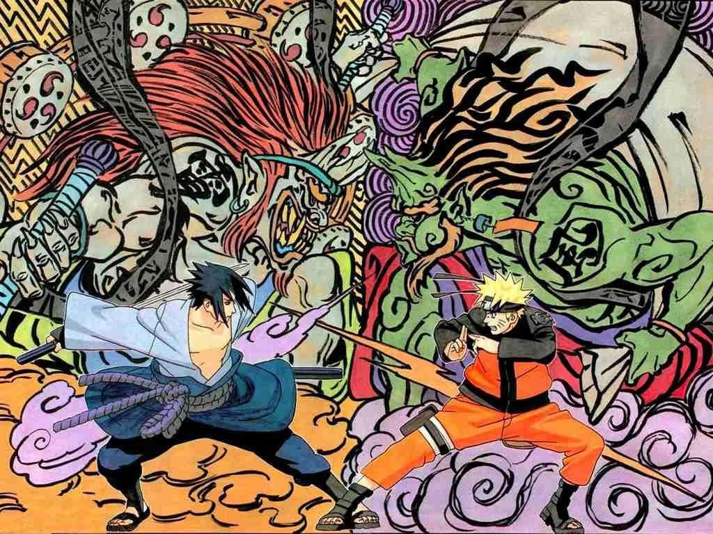 画像100枚 Naruto ナルト のかっこいい高画質な画像 壁紙まとめ