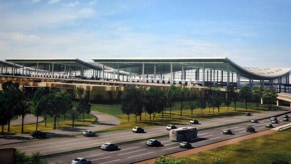 İşte üçüncü havalimanının tüm özellikleri