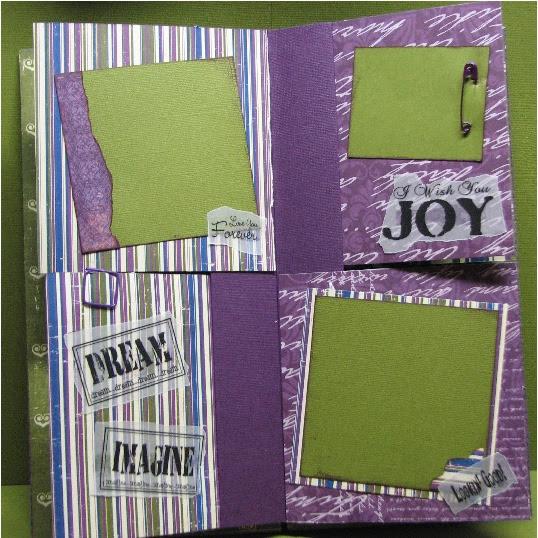 About - Mom Album 3