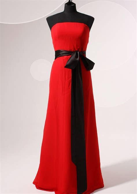 Red Bridesmaid Dresses   DressedUpGirl.com