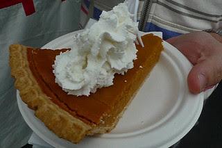 HMB Pumpkin Fest - Pumpkin Pie