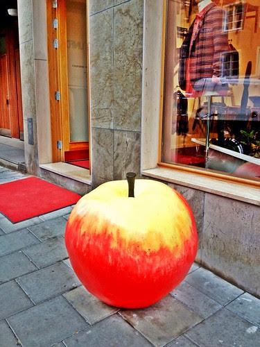 apple in stockholm