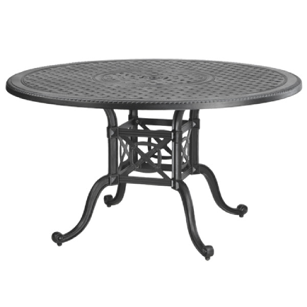Grand Terrace Dining Patio Set by Gensun   Free Shipping!   Family ...