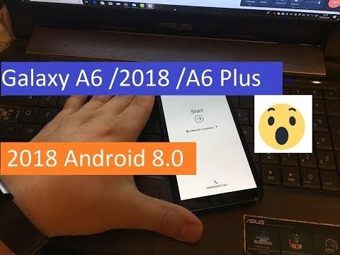 Bypass Google Account Samsung Galaxy A6(SM-A600FN)2018 /A6