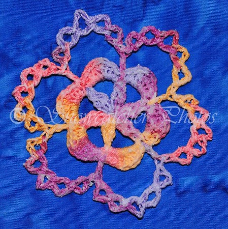 D-Stitch Snowflake