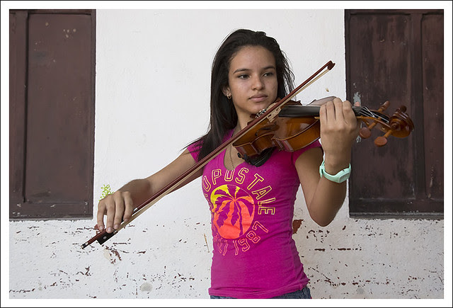 Liberia Music Students 13