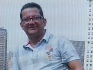 Ex-vice-prefeito de Ananás, Edvan Balbino Brasil foi assassinado em maio deste ano (Foto: Reprodução/Tv Anhanguera)