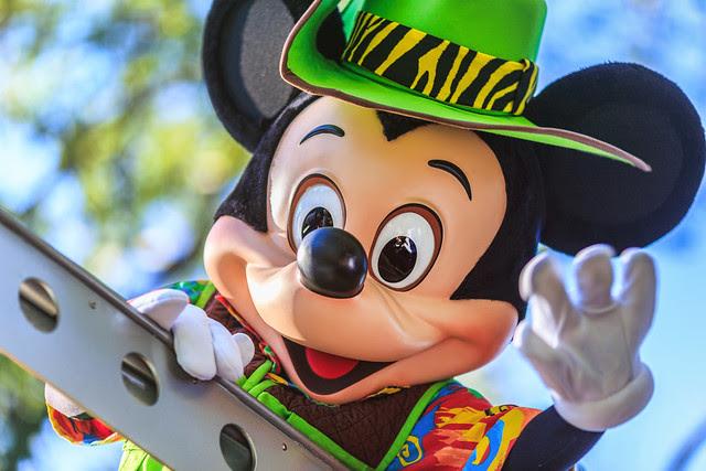 Jammin' Mickey