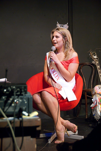 Mallory Hagen, Miss Brooklyn 2010 - Seven Second Delay - Live @ UCB Theater 4/21/10
