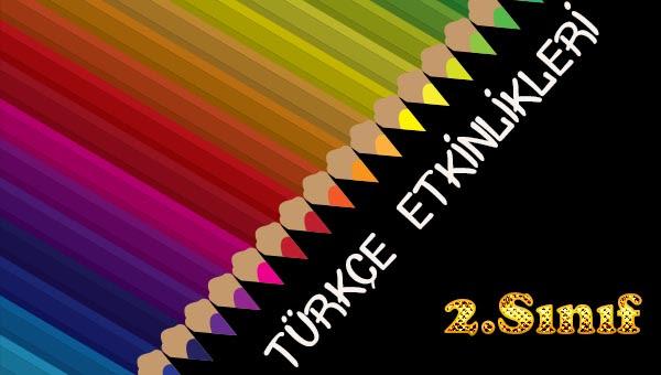 2sınıf Türkçe Zıt Karşıt Anlamlı Sözcükler Etkinliği 1 Meb Ders