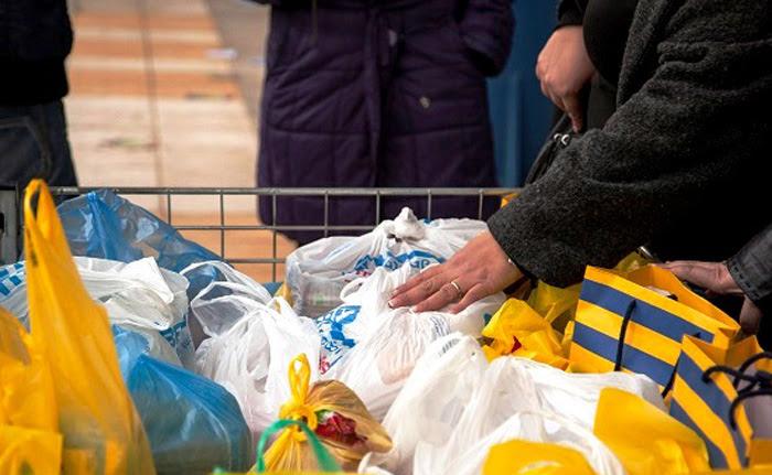 Άρτα: Διανομή τροφίμων προγράμματος ΤΕΒΑ στο Δήμο Νικ. Σκουφά