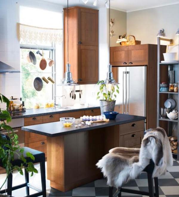 Ikea Long Narrow Kitchen Design Home And Aplliances
