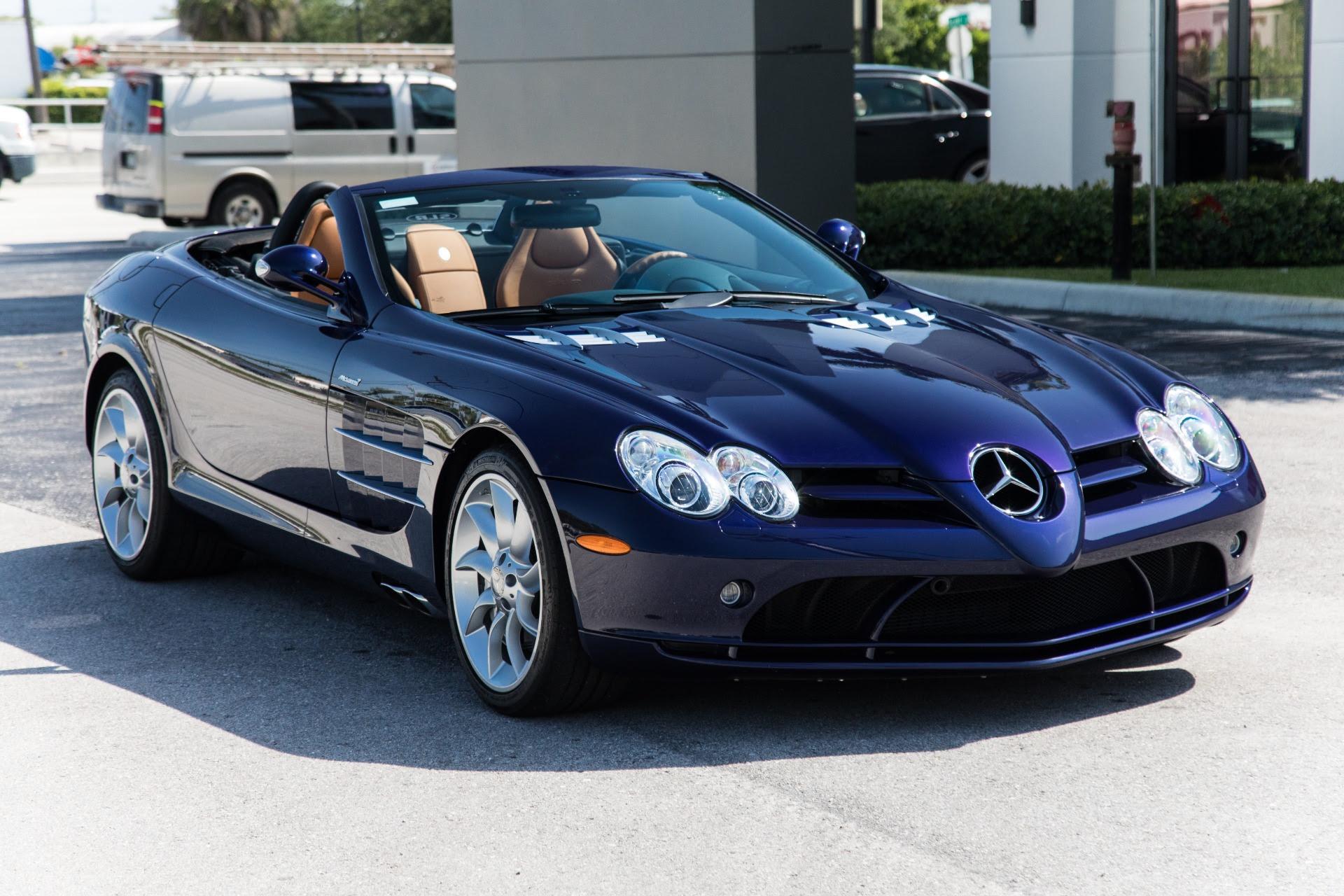 Used 2008 Mercedes-Benz SLR SLR McLaren For Sale ($299,000 ...