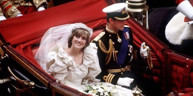 A Slice Of Cake From Princess Diana's Wedding Is Up For Auction