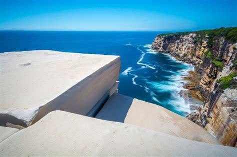 The Wedding Cake Rock, The Royal National Park   Sydney