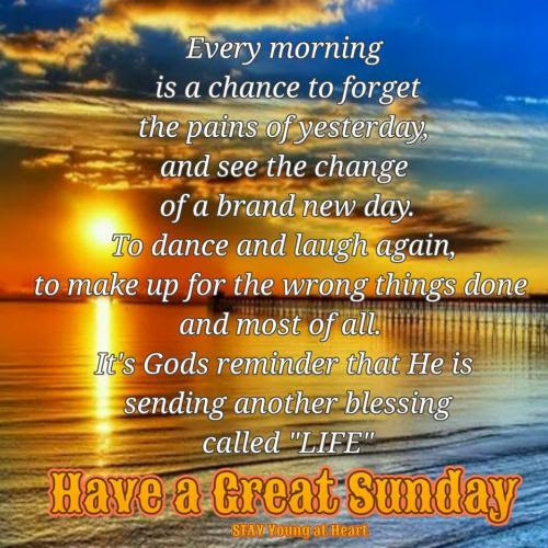 Thank You Lord For A Brand New Day Quotes Quotations Sayings 2019