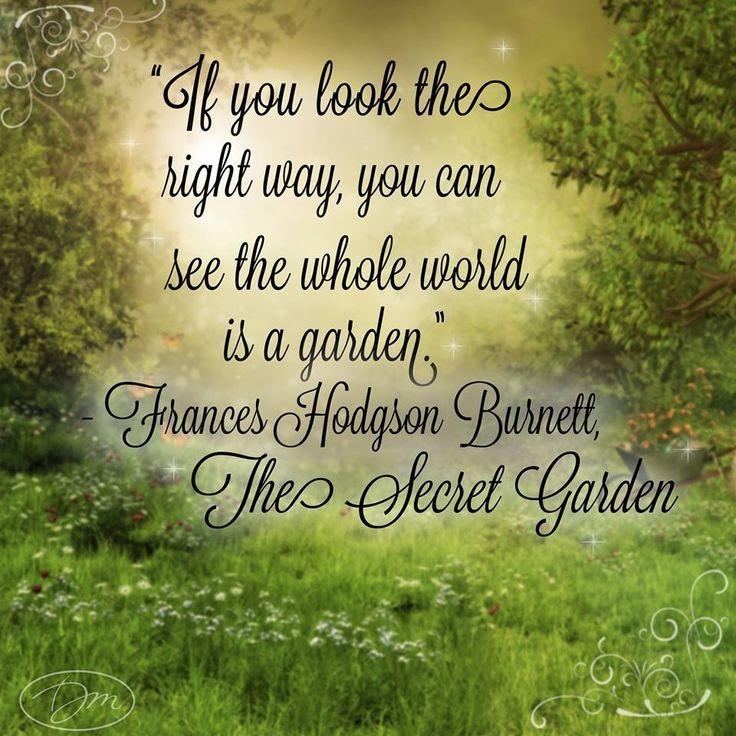 Secret Garden Quotes. QuotesGram