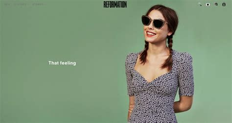 Reformation Clothing