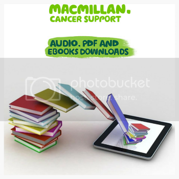 Macmillan Cancer free guides and ebooks to download