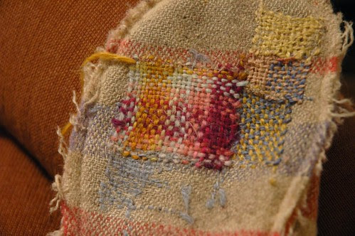 slipper darning 12b