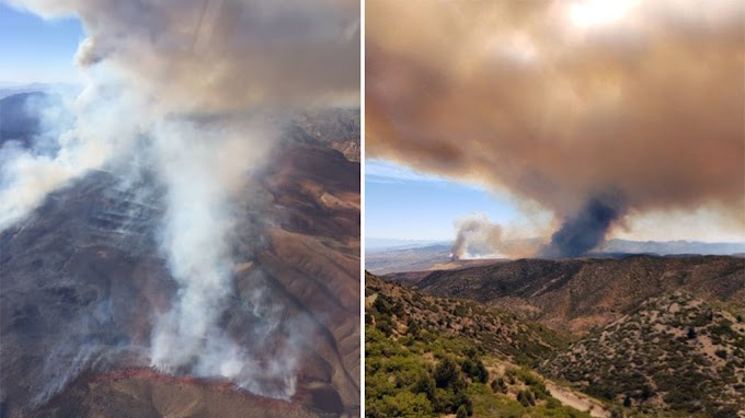 TREND ESSENCE: Nevada firefighting planes collide midair; both pilots dead, authorities say