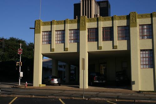 jenkins-harvey super service station and garage