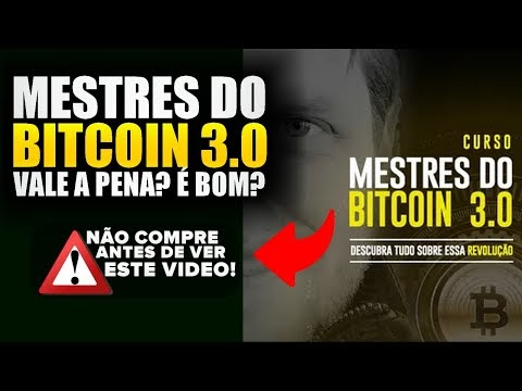 curso mestres do bitcoin 3.0 drive