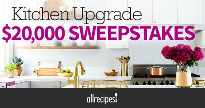 Win a $20,000 Kitche