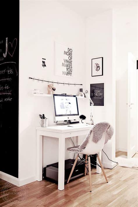 ideas  small desk space  pinterest desks