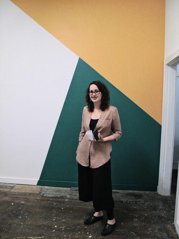 SNO 82 Artist Portrait, Fiona Morgan