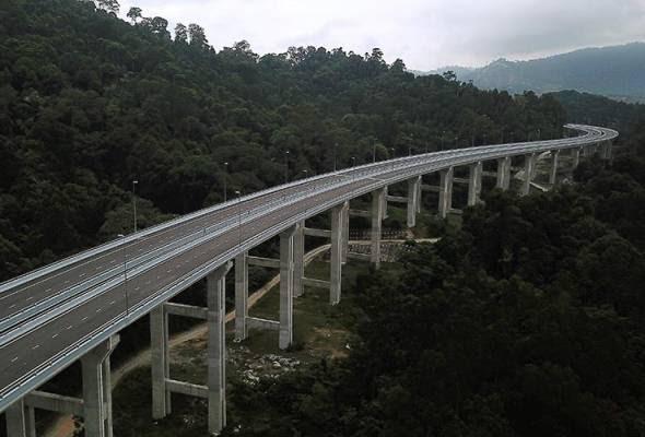 Lebih banyak projek infra rakyat akan dilaksanakan - PM Najib