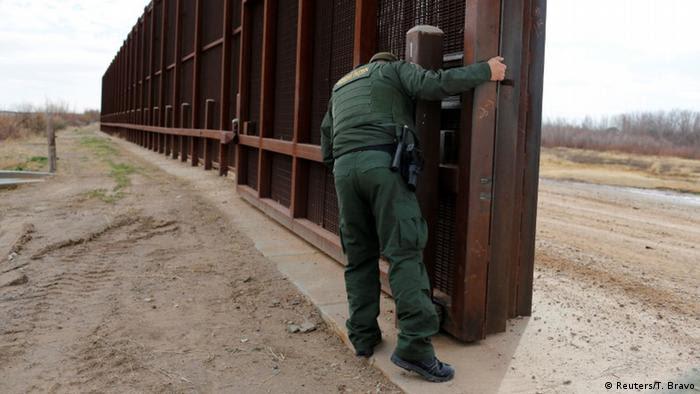 Fronteira entre México e EUA