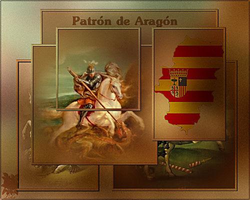 Patron de Aragon