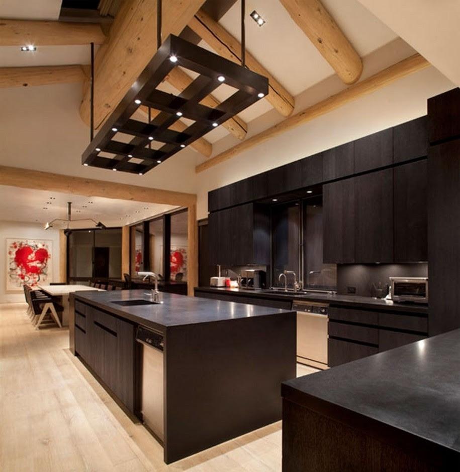 Kitchen Dark Wood Modern Kitchen Cabinets Creative On Intended For 52 Kitchens With Or Black 2018 10 Dark Wood Modern Kitchen Cabinets Brilliant On Inside Oak Designs Digsdigs 17 Dark Wood Modern
