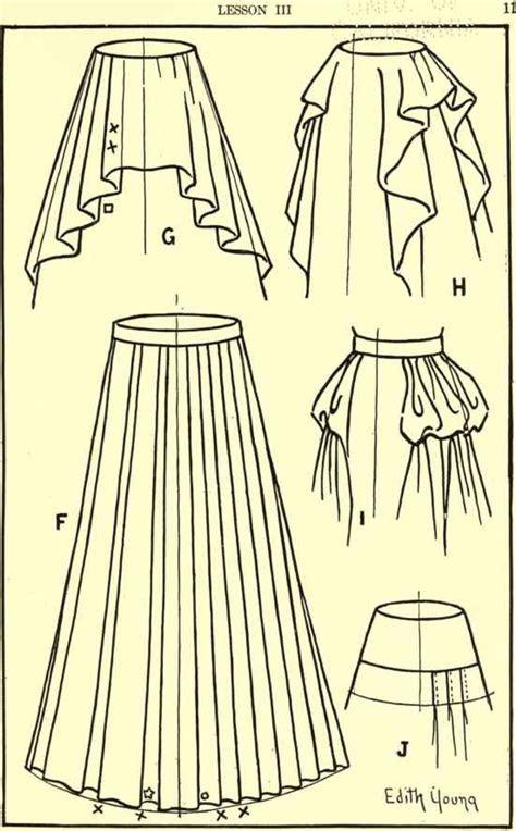 fashion skirt sketches fashion drawing joshua nava arts