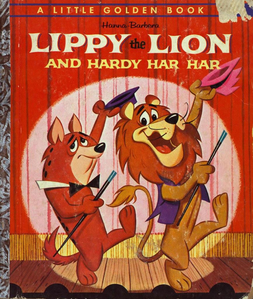 Lippy the Lion & Hardy Har Har001