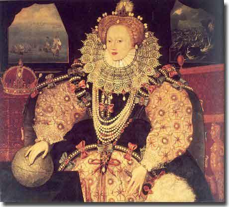 the history: Queen Elizabeth's 1 Biography