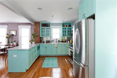 blue kitchen paint colors pictures ideas tips